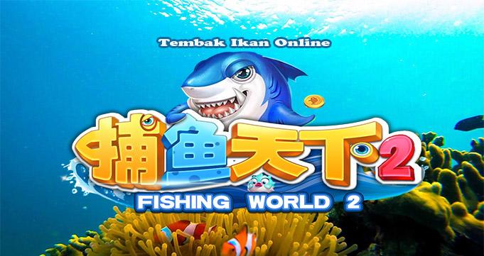 Kenali Game Tembak Ikan Online